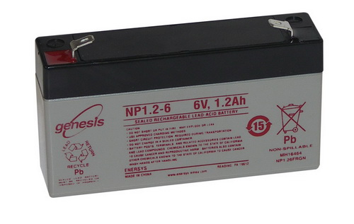 Batteries Rechargeables H NP1.2-6