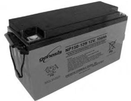 Batteries Rechargeables H NP120-12