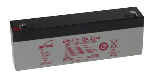 Batteries Rechargeables H NP2.3-12