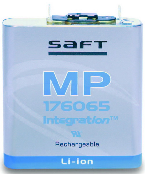 Batteries Rechargeables SL MP176065 INT