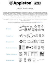 ATX Catalogue produit