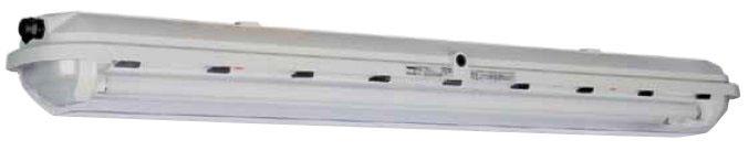 fnb218busaen led fluorescent lighting fn serie atx appleton