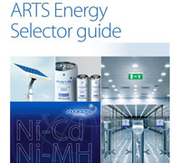 Arts Energy Selector Guide