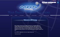 Website Arts Energy