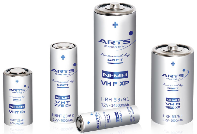 Batterie Ni-MH - Arts VH